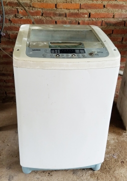 washing machine for the missionaries